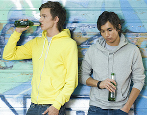 teenage drinking alcohol abuse